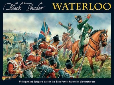 Waterloo - Black Powder Starter Set - Warlord Games