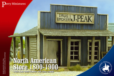 North American Store 1700-1900 - Perry Miniatures