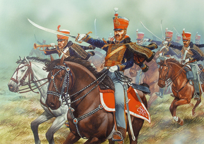 Napoleonic British Hussars - Perry Miniatures