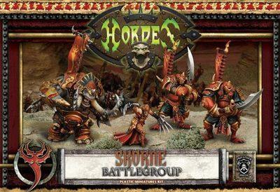 Skorne Battlegroup - Hordes - Privateer Press