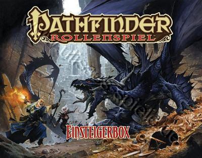 Pathfinder Einsteigerbox 3.Auflage - Pathfinder - Rollenspiele