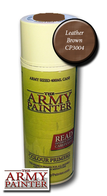 Leather Brown - Army Painter Colour Primers