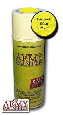 Daemonic Yellow - Army Painter Colour Primers