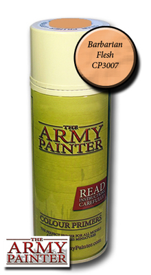 Barbarian Flesh - Army Painter Colour Primers