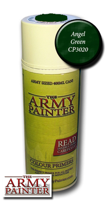 Angel Green - Army Painter Colour Primers