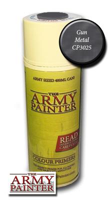 Gun Metal - Army Painter Colour Primers