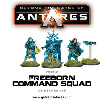 Freeborn Command Squad - Beyond The Gates Of Antares