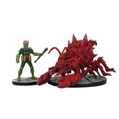 Mars Attacks - Giant Mutant Ant (2 Figuren)