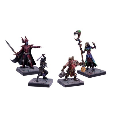 Dungeon Saga: Heroes of Mantica - Mantic Games