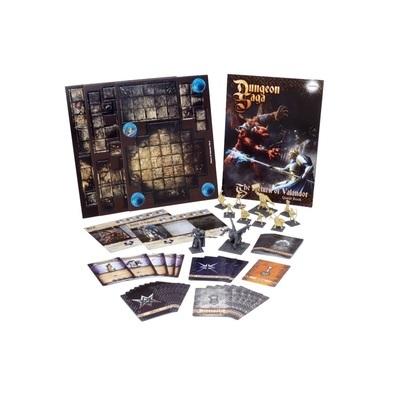 Dungeon Saga: The Return of Valandor (Expansion) - Mantic Games