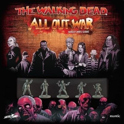 The Walking Dead Miniatures Game Core Set - Mantic Games
