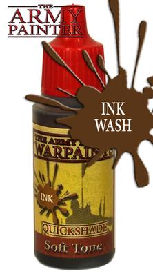 Soft Tone Ink - Army Painter Warpaints