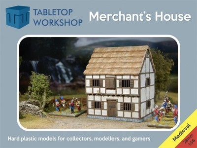 Merchants House - Kaufmannshaus - Tabletop Workshop