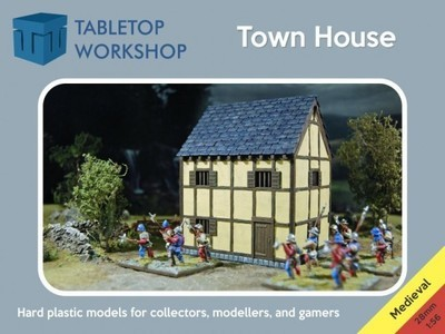 Town House - Stadthaus - Tabletop Workshop