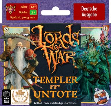 Lords of War: Templer gegen Untote - Heidelberger Spieleverlag