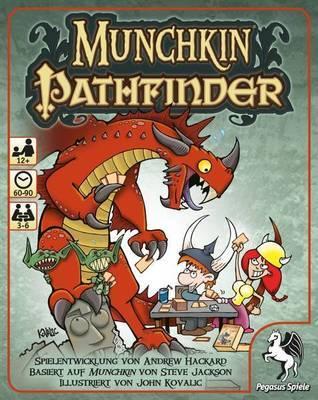 Munchkin Pathfinder - Kartenspiel - Pegasus Spiele