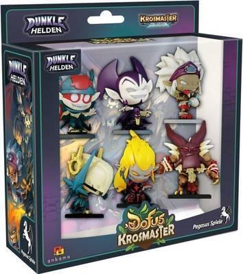 Krosmaster Dunkle Helden Set - Pegasus Spiele