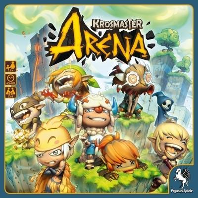 Krosmaster Arena Brettspiel - Pegasus Spiele