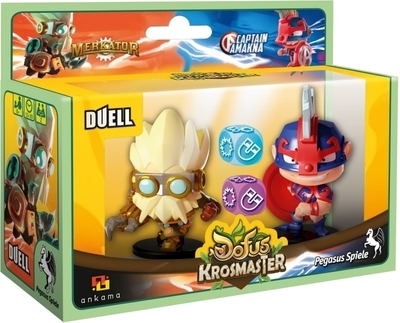 Krosmaster Duell Box - Pegasus Spiele