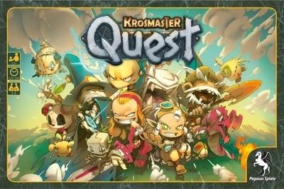 Krosmaster Quest Brettspiel - Pegasus Spiele