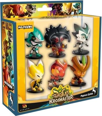 Krosmaster Multiman Dofus Figuren - Pegasus Spiele