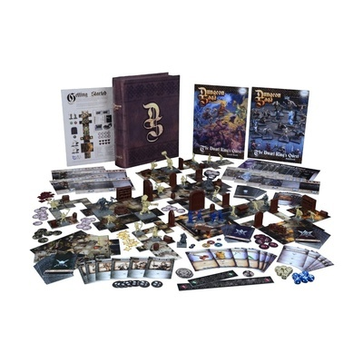 Dungeon Saga: The Dwarf King's Quest Boxed Game (English) - Mantic Games