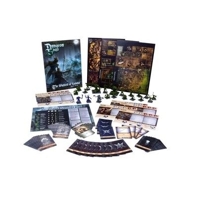 Dungeon Saga: The Warlord of Galahir (Expansion) - Mantic Games
