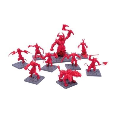 Dungeon Saga: Denizens of the Abyss Miniatures Set - Mantic Games