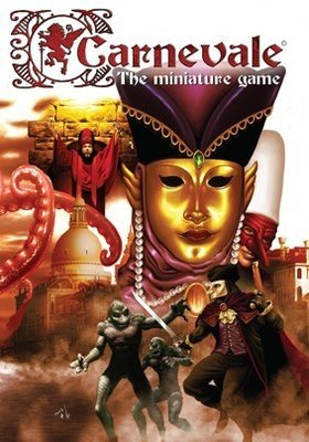Carnevale, Rulebook English (1. Auflage) - Regelbuch (e)