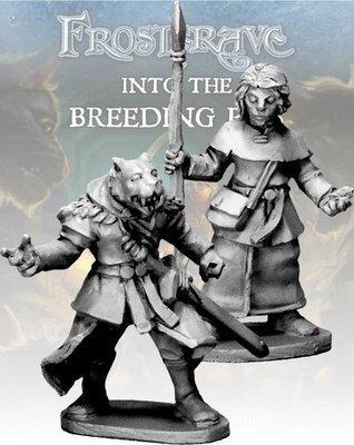 Beastcrafter & Apprentice - Frostgrave - Northstar Figures