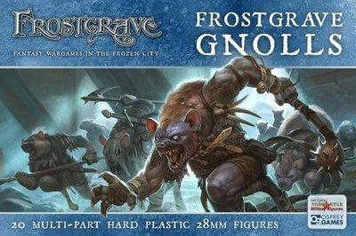 Frostgrave Gnolls - Frostgrave - Northstar Figures