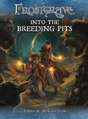 Into the Breeding Pits (Book) - Frostgrave Erweiterung (e) - Osprey/Northstar