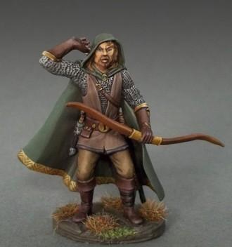 Male Ranger W/Bow - Dark Sword Miniatures