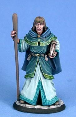 Male Mage - Dark Sword Miniatures