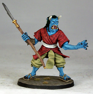 OG7 – Ogre Mage - Otherworld Miniatures