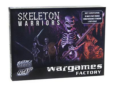 Skeleton Warriors - Myths and Legends - Wargames Factory
