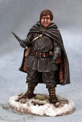 Samwell Tarly - Dark Sword Miniatures