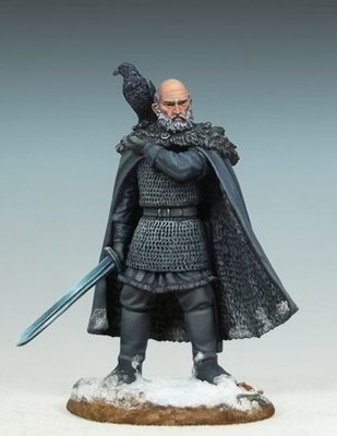 Jeor Mormont - The Old Bear - Dark Sword Miniatures
