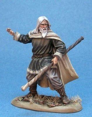 Arston Whitebeard - Dark Sword Miniatures