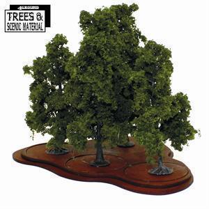 Young Chestnut Trees (4x) Kastanienbaum - 4Ground