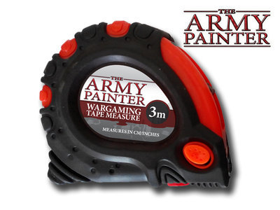 Tape Measure - RANGEFINDER - Massband - Army Painter Warpaints