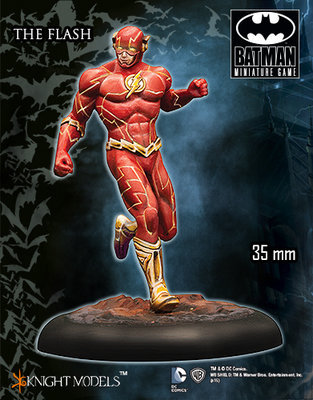 Flash New 52 DC Comics - Batman Miniature Game