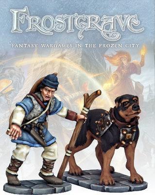 Tracker & Warhound - Frostgrave - Northstar Figures