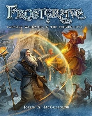 Frostgrave: Fantasy Wargames in the Frozen City - Frostgrave Regelbuch (e) - Osprey/Northstar