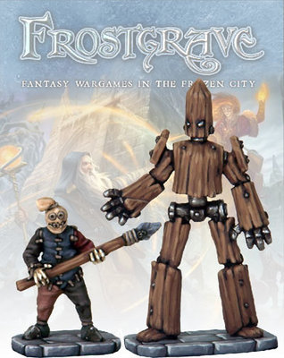 Small & Medium Constructs - Frostgrave - Northstar Figures