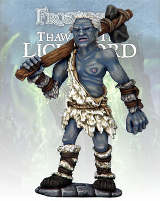 Frost Giant - Frostgrave - Northstar Figures