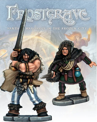 Thief & Barbarian - Frostgrave - Northstar Figures