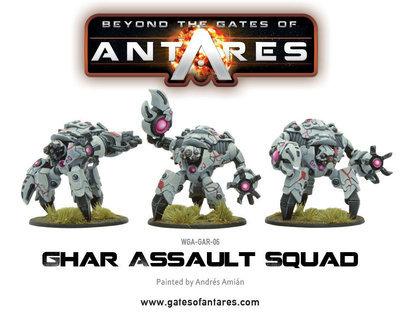 Ghar Assault Squad - Beyond The Gates Of Antares