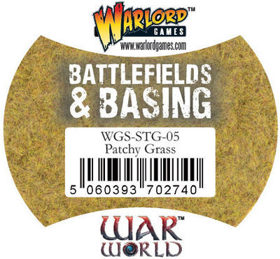 Patchy Grass (180ml) - Warlord Games