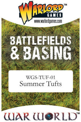 Summer Tufts - Warlord Games